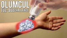Kuzenimle Ölümcül Tuz - Buz Challenge - Acı Biber CEZALI !
