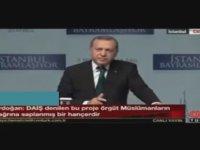 RTE'nın Konuşmasını Dinleyen AKP'linin Kelle İstemesi