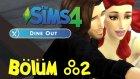 Zengin Çocuk, Normal Kadın - The Sims 4 - Dine Out #2