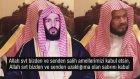 ABDULLAH EL-MUHEYSİNİ KAFİRİNE GÖRE TÜRK HALKI SUUD HALKI MÜSLÜMANDIR TAZİYE MESAJI VERDİ İMANSIZ