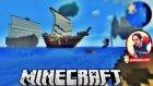 Korsan Gemileri ! | Minecraft Hexxit Türkçe | Bölüm 8 - Oyun Portal