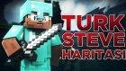 Minecraft Türk Steve Haritası!!