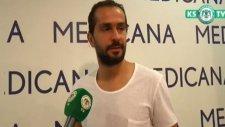 Ali Turan Ve Dimitar Ragelov Açıklamalarda Bulundu