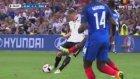Almanya 0-2 Fransa (Geniş Özet - 7 Temmuz Perşembe 2016)