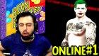 Bean Boozled Cezali Wwe 2k16 Online | Joker Bölümü | Ps4 Türkçe