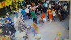 Bursa'da Asılsız Canlı Bomba Paniği Kamerada