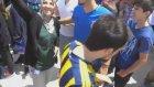 Fenerbahçeli Futbolcular Cuma Namazında