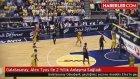 Galatasaray, Alex Tyus İle 2 Yıllık Anlaşma Sağladı