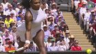 Serena Williams - Elena Vesnina Maç Özeti (Wimbledon 2016)