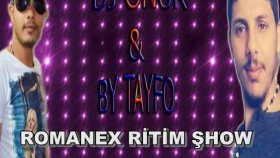 Dj Onur & By Tayfo Romanex Ritim Şhow 2016