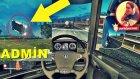 Admine Kafa Attı ! | Ets 2 Online - Oyun Portal