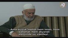 Bediüzzaman Said Nursi Hazretlerinin Has Talebelerinden Abdullah Yeğin Ağabey'e Allah Rahmet Eylesin