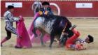 İspanya'da Boğa Matadoru Öldürdü