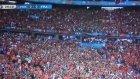 Euro 2016 Final Maçında Ronaldo'ya Yapılan Kasti Faul