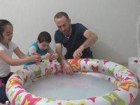 75 Kiloluk Slime Yapan Aile