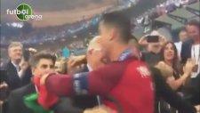 Alex Ferguson'dan Ronaldo'ya Tebrik