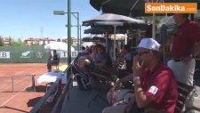 Bursa Cup Itf Uluslararası Bayanlar Tenis Turnuvası Başladı