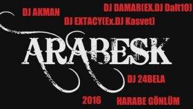 Dj Akman Feat Dj Extacy(Ex Dj Kasvet) Feat Dj Damar (Ex Dj Dalt10) & Dj 24bela - Harabe Gönlüm
