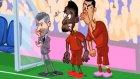 Euro 2016 Finali Animasyon Film Oldu.