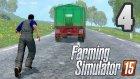 İşçi Kafayı Yedi?! - Farming Simulator 15 | Bölüm 4