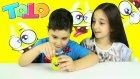 Sürpriz Yumurta Açma Challenge - En Hızlı Kim? - Oyuncak Abi