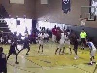 Yaptığı Bloğa Pişman Olan Basketbolcu