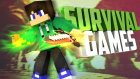 Yeni Ekipmanlarım ve Facecam #Minecraft: Survival Games# 97