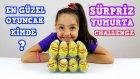 Yumurtoy Sürpriz Yumurta En Güzel Oyuncak Challenge | Surprise Eggs Challenge