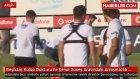 Beşiktaş Kulüp Doktoru ile Şenol Güneş Arasındaki Anlaşmazlık Krize Dönüştü