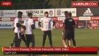 Beşiktaş'ın Doping Testinin Sonuçları Belli Oldu