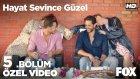 Hayat Sevince Güzel 5 Bölüm - İlknur ve Seher Kardeşler İlaçlı Gazozları Karıştırırsa... (11 Temmuz)