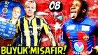 Inanilmaz Gol Show | Sürpriz Misafir | Fifa 16 Ultimate Team | 8.bölüm | Ps4