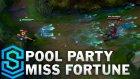 Pool Party Miss Fortune Skin Spotlight - League Of Legends - Lol Kostümleri