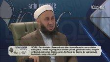 İlmihâl 44.  Bölüm 02 Nisan 2016 Lâlegül Tv  Fatih KALENDER Hocaefendi
