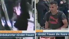 Berlin Metrosunda Kundakçı Sapık Dehşeti