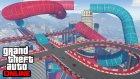 Gta V Online - Yeni Uçmalı Yarışlar - Burak Oyunda