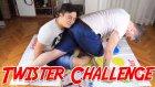 Karmakarışık Twıster Challenge! - Leafgaming35