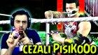 120 Level Ohaah Inanilmaz Mac | Cezali WWE 2K16 Online | Pisiko Bölümü | Ps4 Türkçe