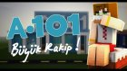 Bim'e Büyük Rakip A101 Yaptık ! - #6 Build İn Gamemode ! - Minecraft Evi