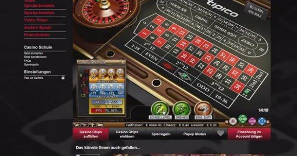 perfektes roulette system net