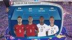 Euro 2016'nın En İyi 11'i