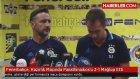 Fenerbahçe, Hazırlık Maçında Panathinaikos'u 2-1 Mağlup Etti