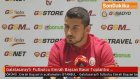 Galatasaray'lı Futbolcu Emrah Başsan Basın Toplantısı Düzenledi (2)