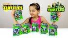 Nickelodeon Ninja Turtles Mini Figür Kutuları Açıyoruz Süper Yapmışlar