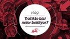Trafikte bizi neler bekliyor? | Trafikteki Tehlike | Günlük olaylar 2 - Motovlog