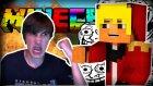 Yabancı Arkadaşıma Efsane Eşek Şakası Yaptım! (Minecraft Komik Anlar)