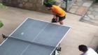 Arda Turan Masa Tenisi Tutkunu Çıktı!