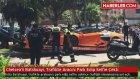 Chelsea'li Batshuayi, Trafikte Aracını Park Edip Selfie Çekti