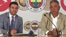 Fenerbahçe, İsmail Köybaşı İle Resmi Sözleşme İmzaladı
