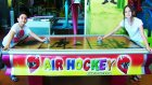 Masa Hokeyi Maçı Air Hockey - Fc Kerem Vs. Melisaspor Challenge - Oyuncak Abi